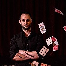 Joel Bentley Wedding Magician