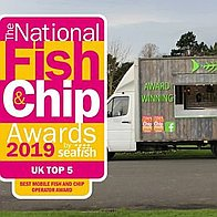 The Fish Bar Fish and Chip Van