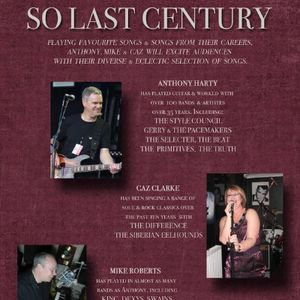 So Last Century Function & Wedding Music Band