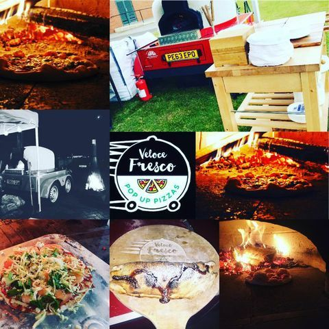 Veloce Fresco Pop Up Pizzas - Catering , South Yorkshire,  Pizza Van, South Yorkshire Food Van, South Yorkshire Street Food Catering, South Yorkshire