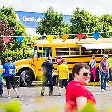 Yellow Bus Catering BBQ Catering