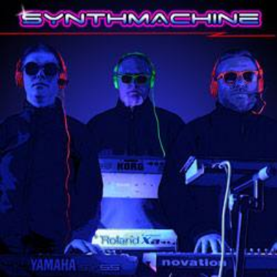 Synthmachine Live music band