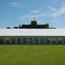 Carron Marquees Event Equipment