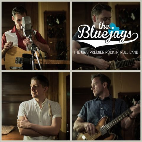 The Bluejays Vintage Band