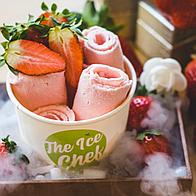 The Ice Chef Ice Cream Cart