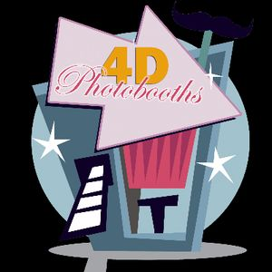 4D Photobooths Photo or Video Services