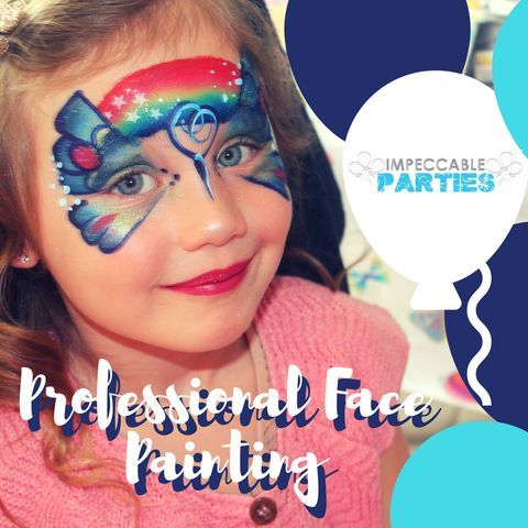 Impeccable Parties - Children Entertainment , Coventry,  Face Painter, Coventry Balloon Twister, Coventry