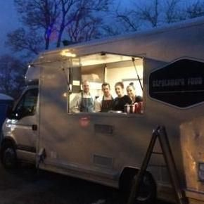 Strathearn Food Company (Fish And Chip Van) Wedding Catering