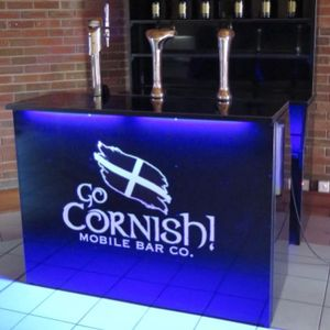 Go Cornish ! Mobile Bar Co. Mobile Bar