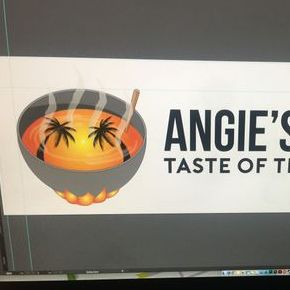 Angie's Hotpot Caribbean Catering