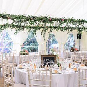 Baillies Marquees Stretch Marquee