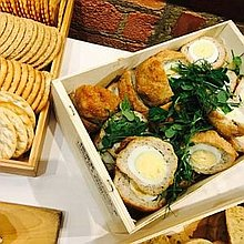 Food Events Afternoon Tea Catering