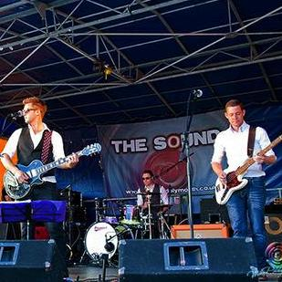 The Sound - Live music band , Plymouth,  Function & Wedding Band, Plymouth Pop Party Band, Plymouth Indie Band, Plymouth