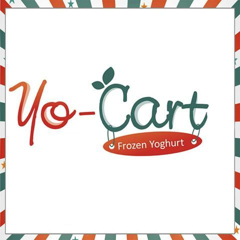 Yo-Cart Frozen Yoghurt Ice Cream Cart