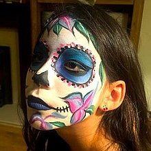 One Stroke Face Painting Children Entertainment