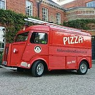 Redwood Stone Baked Ltd Pizza Van