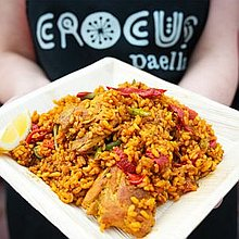 Crocus Paella Wedding Catering