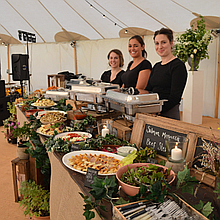 The Clean Plate Catering Company Wedding Catering