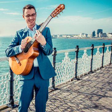 Duncan - Classical Guitarist Guitarist