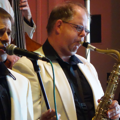 Just the 2 of Us - Dynamic Duo Swing Band
