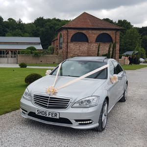 Sherwood  Chauffeurs, Ltd Wedding car