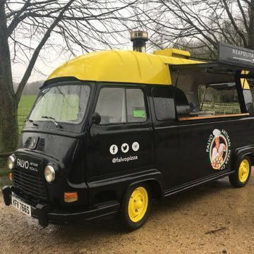 Falvo Artisan Pizza Co. Mobile Caterer