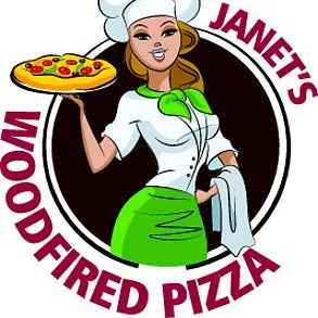 Janet's Wood Fired Pizza Food Van