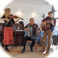 LVOV AFFAIR Barn Dance Band