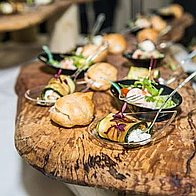 Dorset Fine Dining Dinner Party Catering
