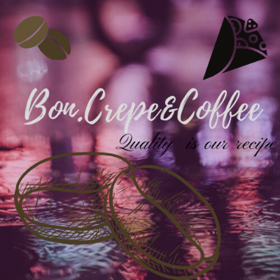 Bon Crepe Coffee Crepes Van