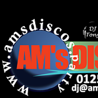 AMs DISCOs Wedding DJ