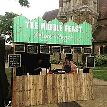The Middle Feast Mobile Caterer