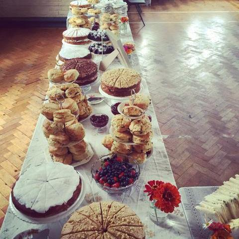 Rose & Olive Afternoon Tea Catering