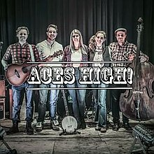 Aces High! Bluegrass Band
