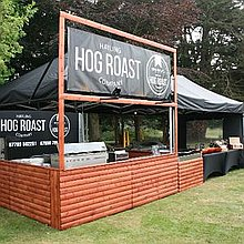 Hayling Hog Roast Fish and Chip Van