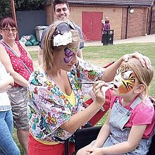 Flitz Face Painting Face Painter