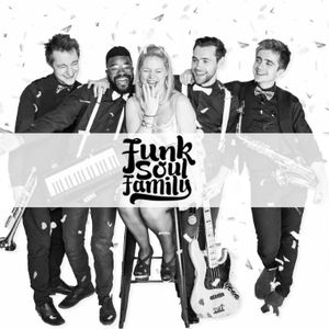 Funk Soul Family Function Music Band