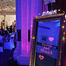 Raspberry Photobooth Photo or Video Services