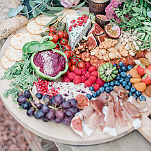 Graze and Gorge Dinner Party Catering