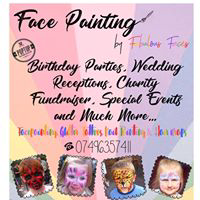 Fabulous Faces - Children Entertainment , Uttoxeter,  Face Painter, Uttoxeter