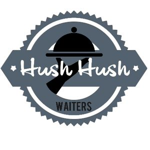 Hush Hush Waiters Wedding DJ