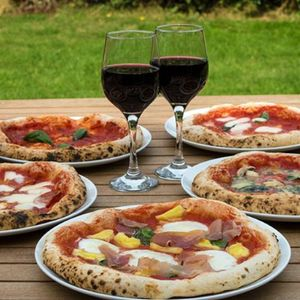 Marley's Neapolitan Pizza Wedding Catering