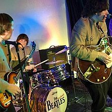 The Pretend Beatles Function Music Band