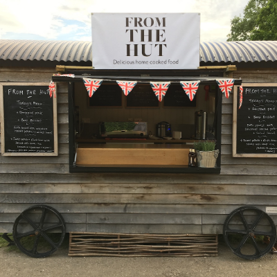 From The Hut Street Food Catering