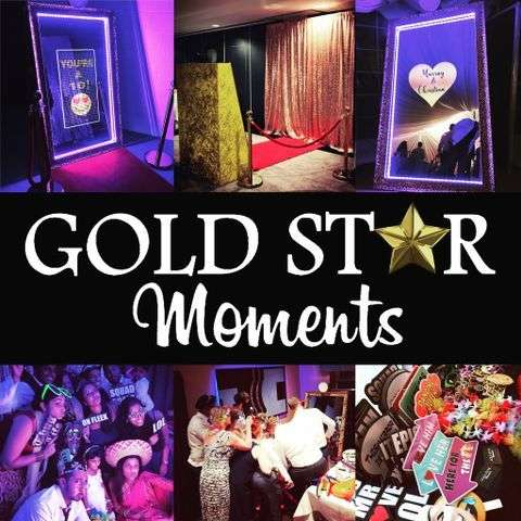 Gold Star Moments - Photo or Video Services , Crawley, Games and Activities , Crawley, Event Equipment , Crawley,  Photo Booth, Crawley