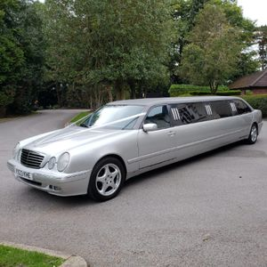 Jade Wedding Car And Limo Hire Wedding car