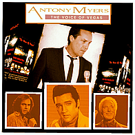 Antony Myers 'The Voice of Vegas Elvis' Frank Sinatra Tribute