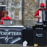 Amycrofters - Live music band , Honiton, World Music Band , Honiton,  Ceilidh Band, Honiton Live Music Duo, Honiton Country Band, Honiton Folk Band, Honiton