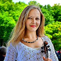 Nadia Violin Wedding Music Band