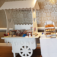 TheEventFairiesCo Sweets and Candies Cart